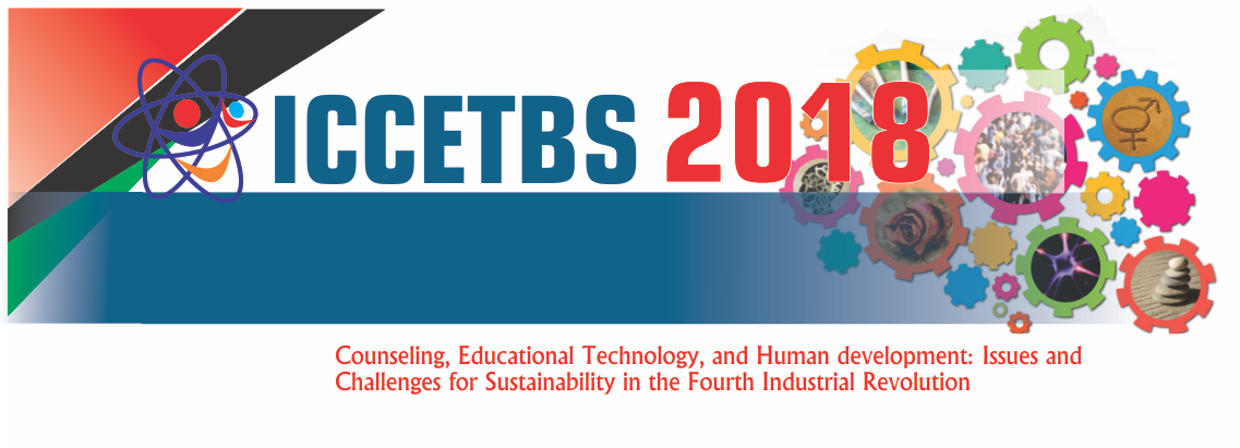 The 1st International Conference on Counseling, Educational Technology and Behavioral Sciences